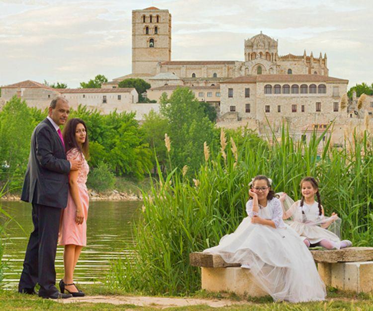 Fotografía en Zamora y Valladolid
