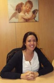 Laura Moreno Villanueva, directora del gabinete