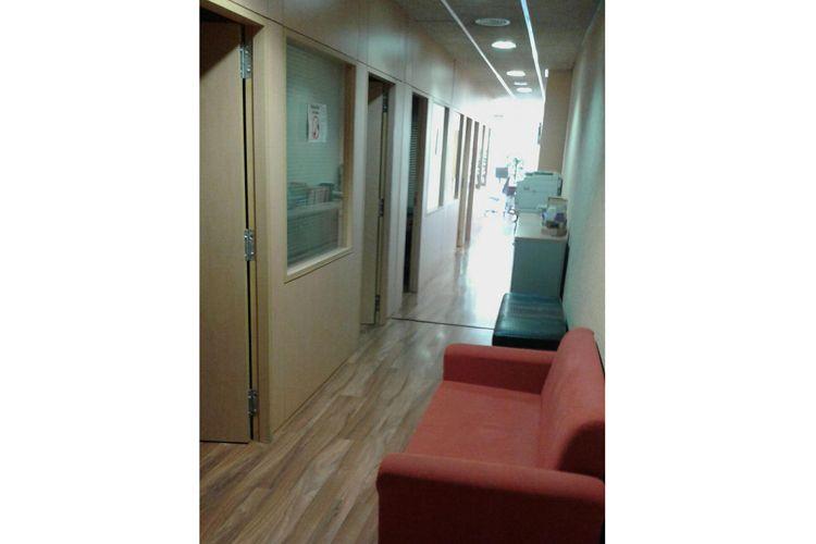 Interior del gabinete de psicología