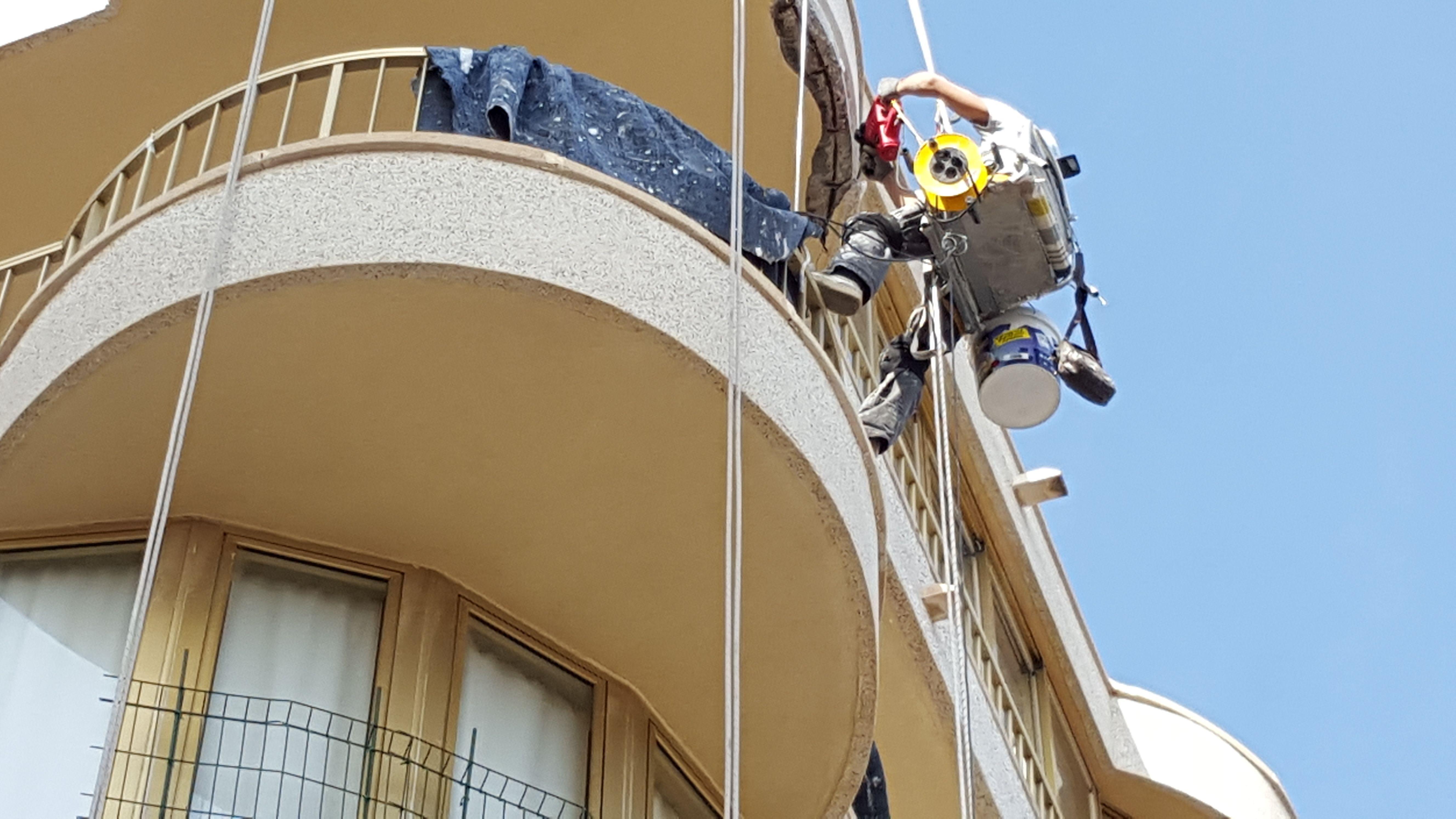 Foto 15 de Trabajos verticales en Ibi | Altiver