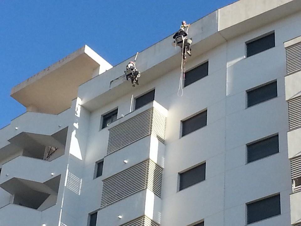 Montaje y mantenimiento de estructuras