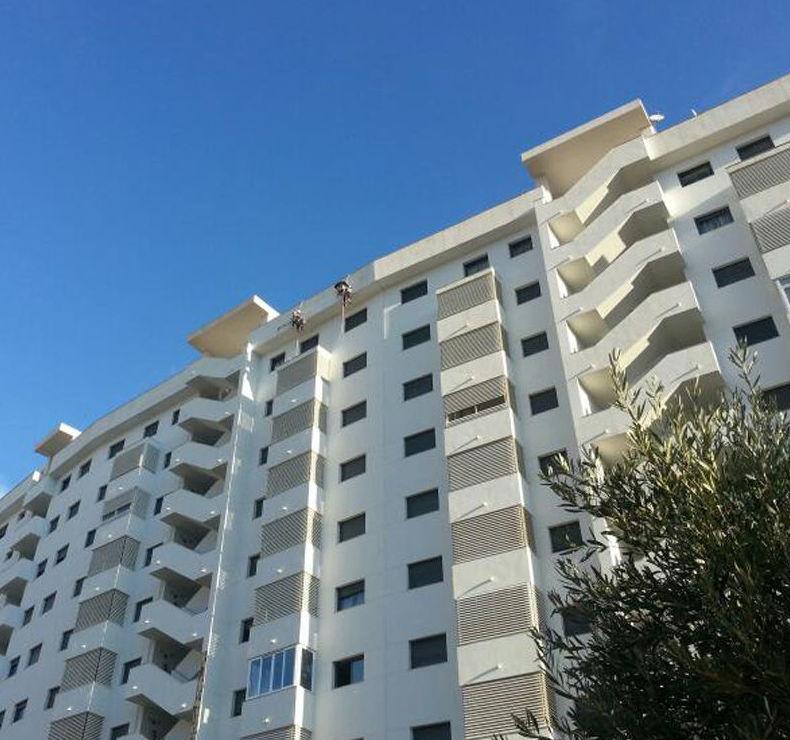 Reforma y rehabilitación de fachadas en Alicante