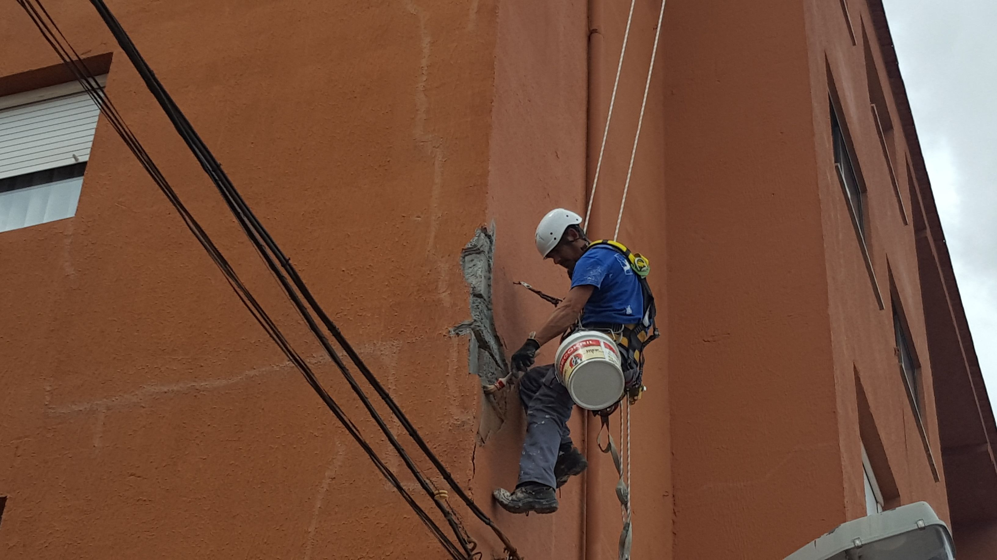 Trabajos verticales: Servicios de Altiver