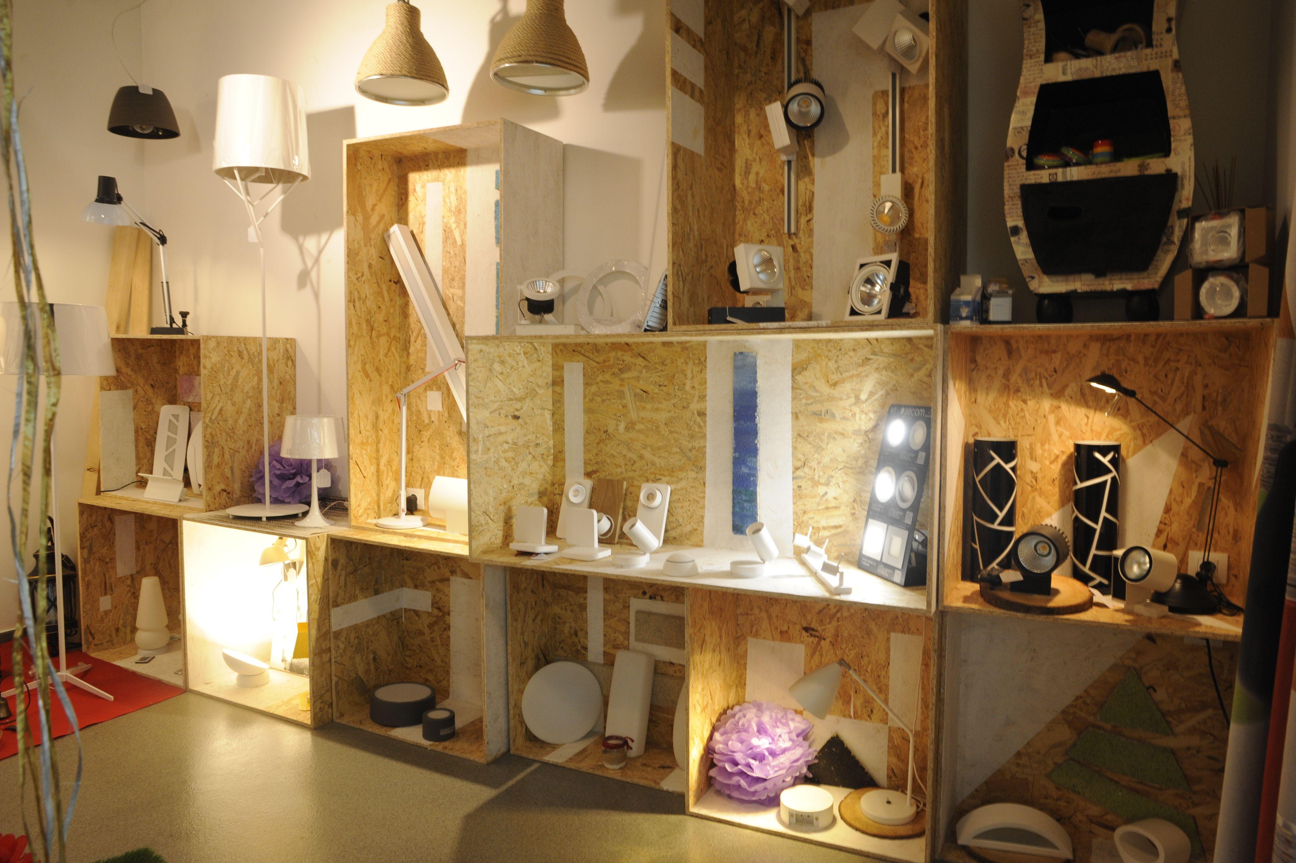 Foto 4 de Iluminación y lámparas en Bergara | Ixotu Goi