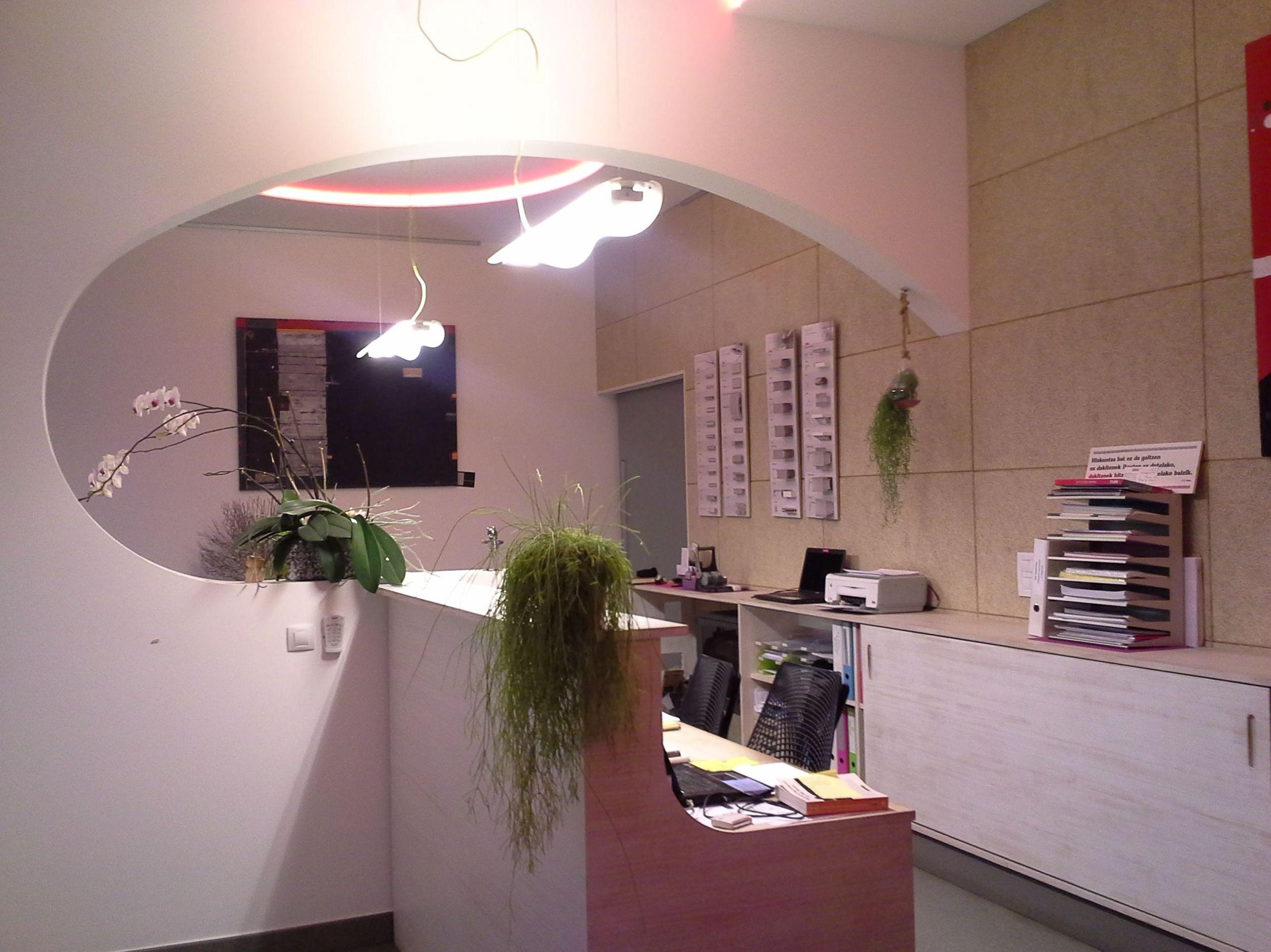 Iluminación para negocios