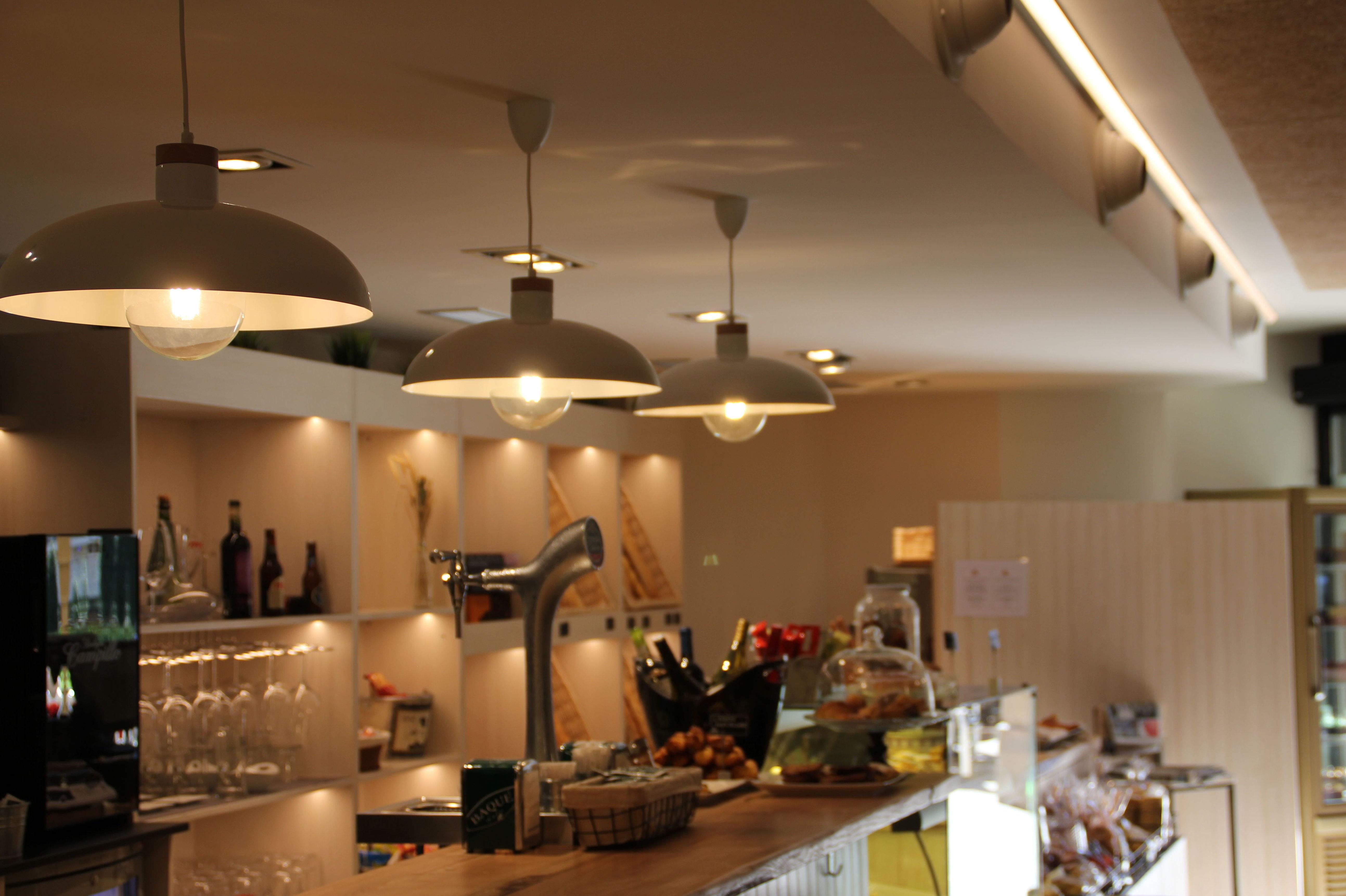 Foto 22 de Iluminación y lámparas en Bergara | Ixotu Goi