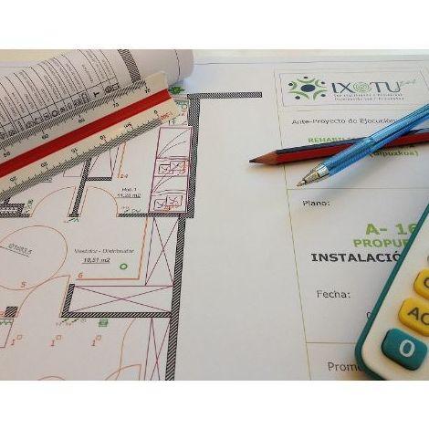 Proyectos, dirección de obra y coordinación de gremios.