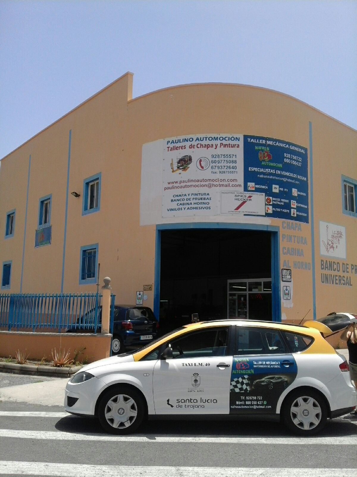 Reparaciones eléctricas: Servicios de Nafrén Automoción