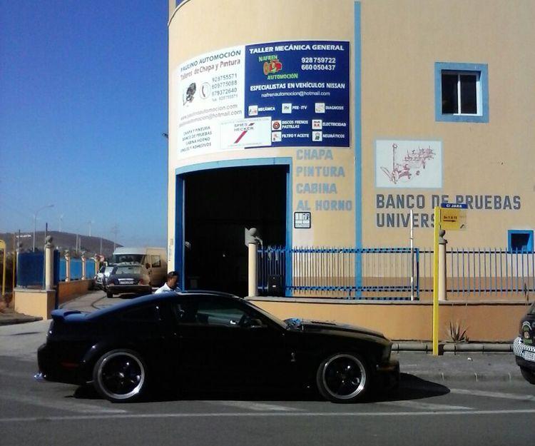 Taller mecánico en Agüimes, Las Palmas
