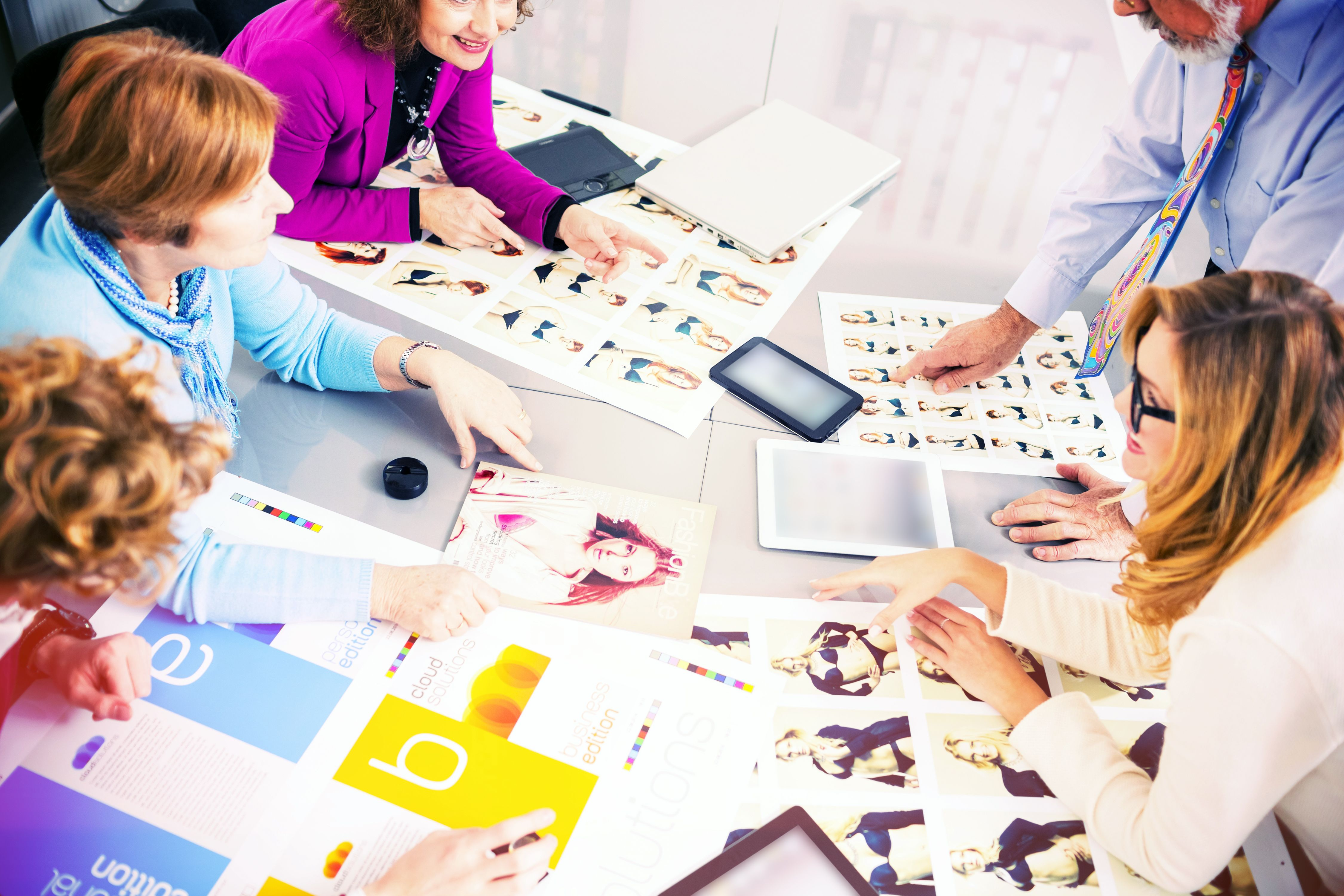 Diseño gráfico: Productos y servicios de Bedia Artes Gráficas