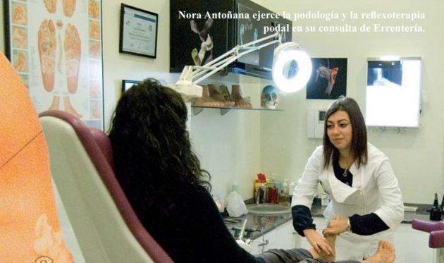 Reflexoterapia podal en Errentería