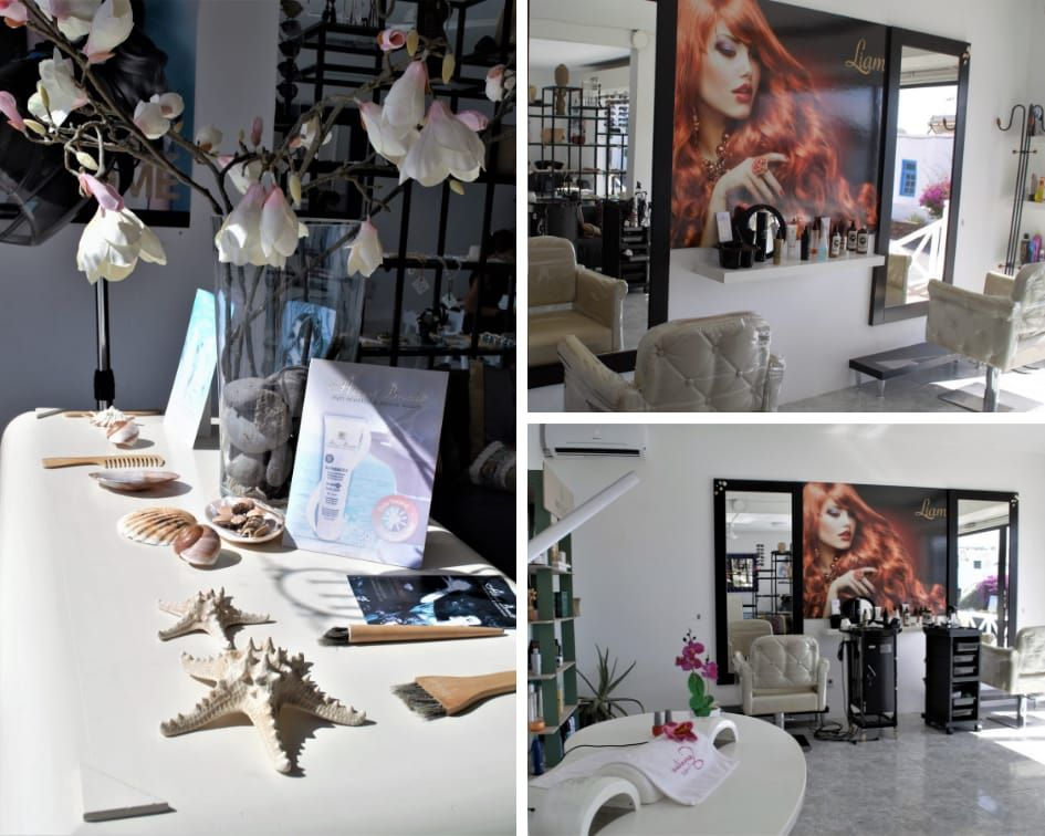 Hairdressing and aesthetics Playa Blanca, Lanzarote