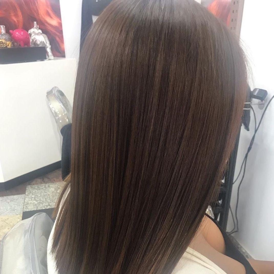 Alisado de pelo