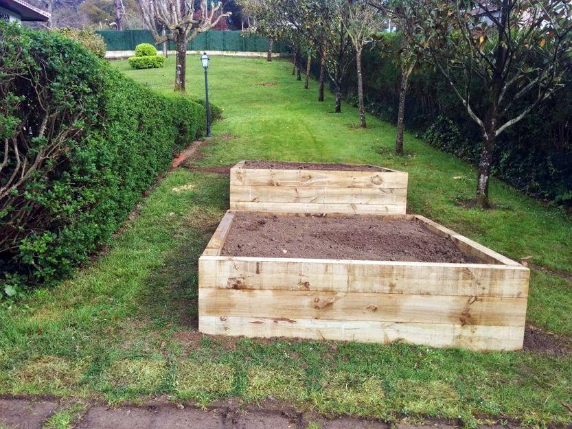 Diseño y mantenimiento de jardines en Getxo