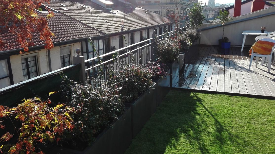 Empresa de jardinería en Bilbao