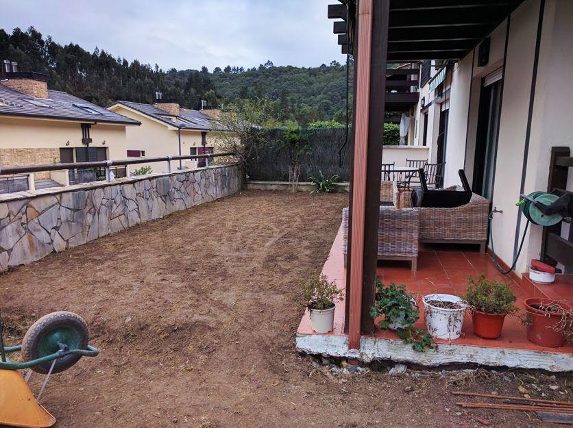 Construcción de terrazas y jardines