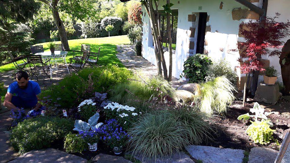 Empresas de jardinería en Getxo