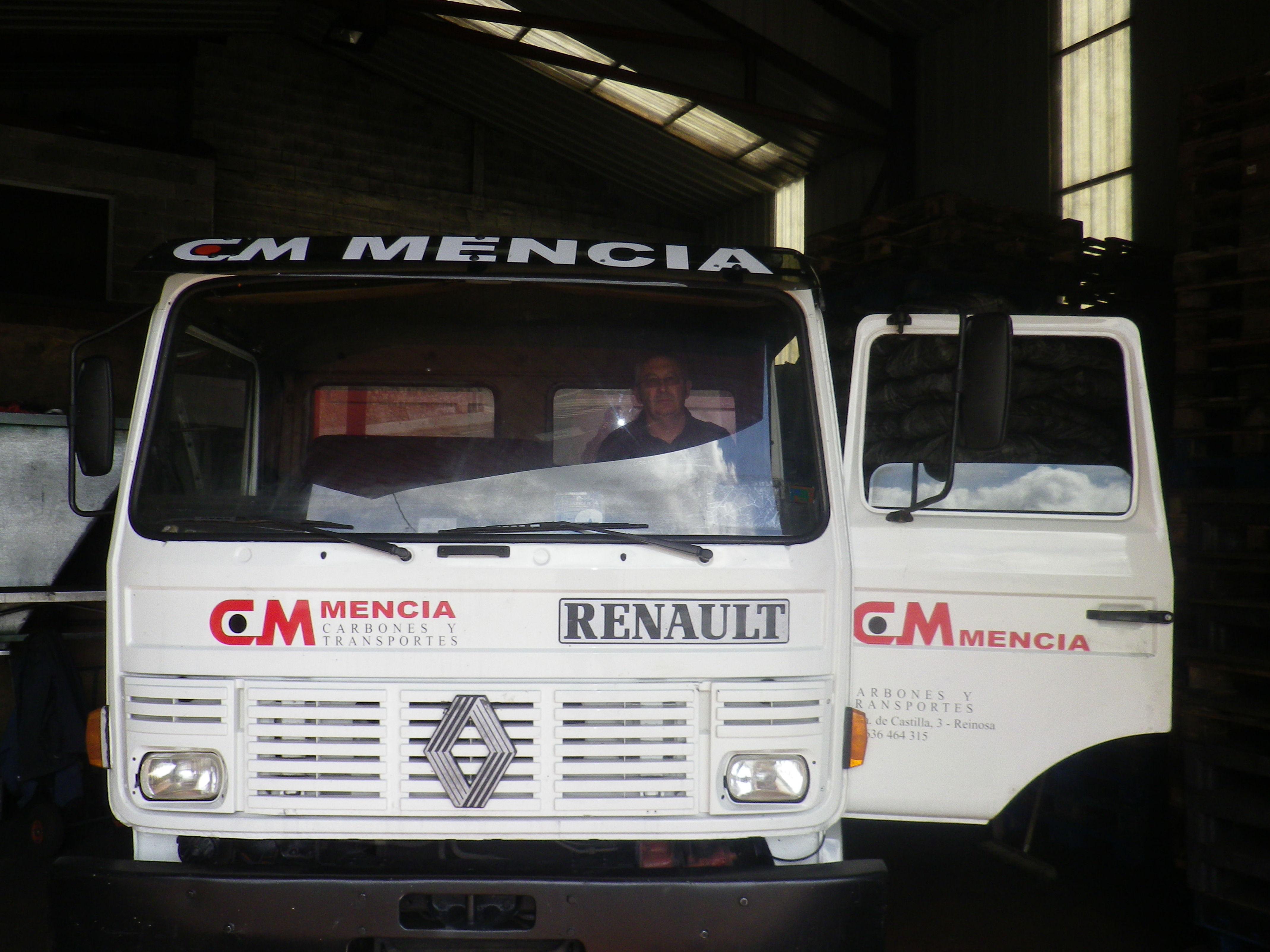 Carbones y Transportes Mencia es una empresa dedicada a la venta de todo tipo de carbón