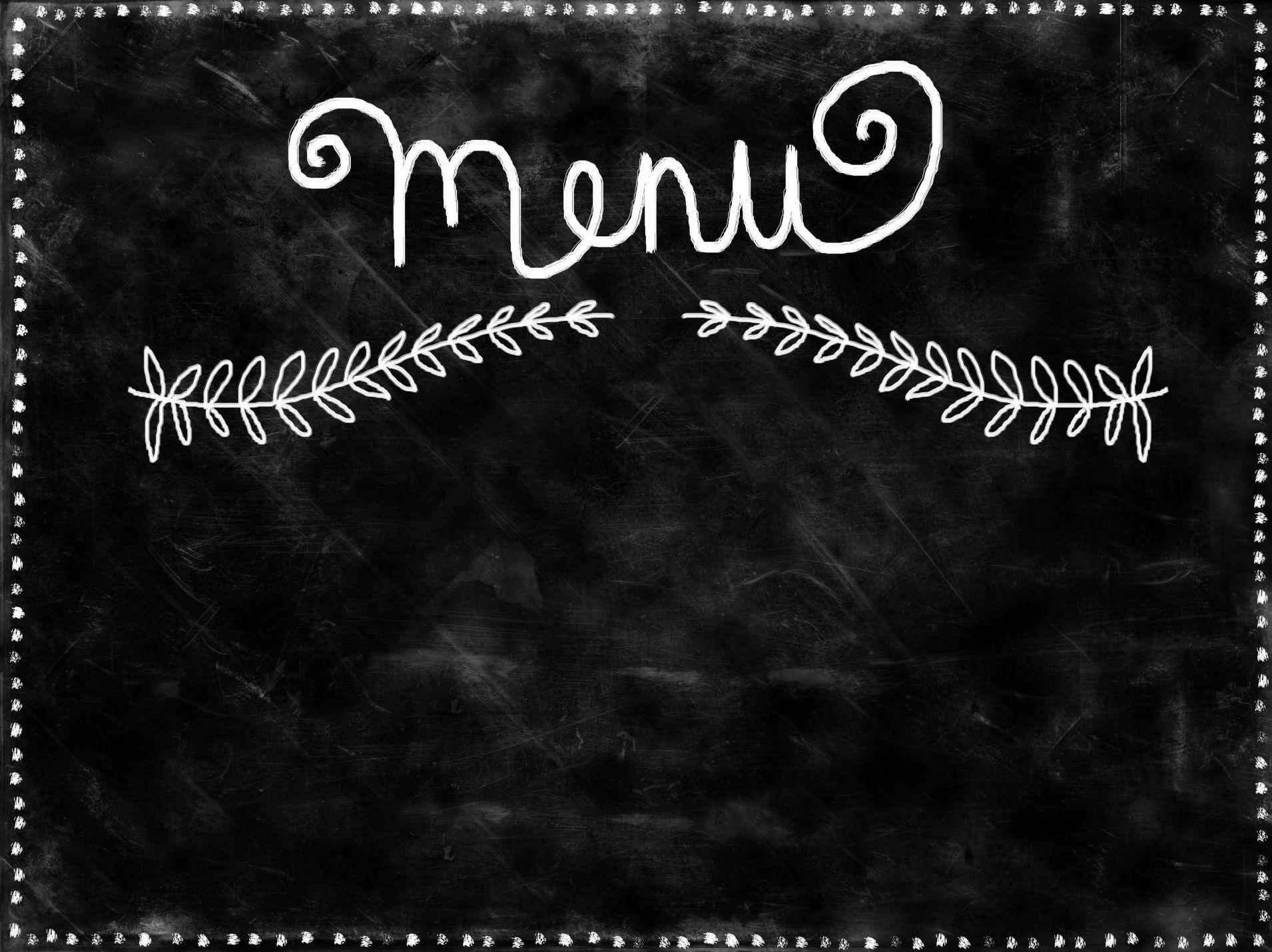 Menús: Productos y servicios de Alast