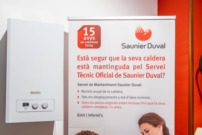 Instalación y mantenimiento de calderas en Barcelona