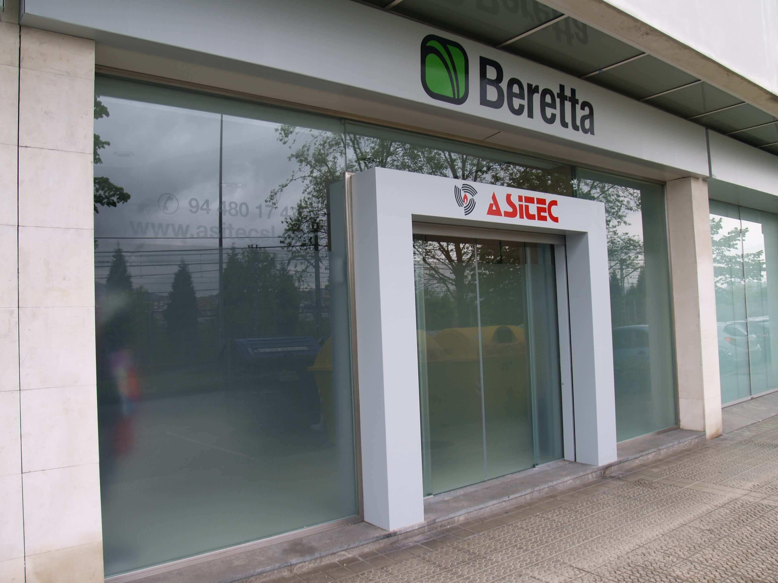 Servicio técnico Beretta en Bilbao