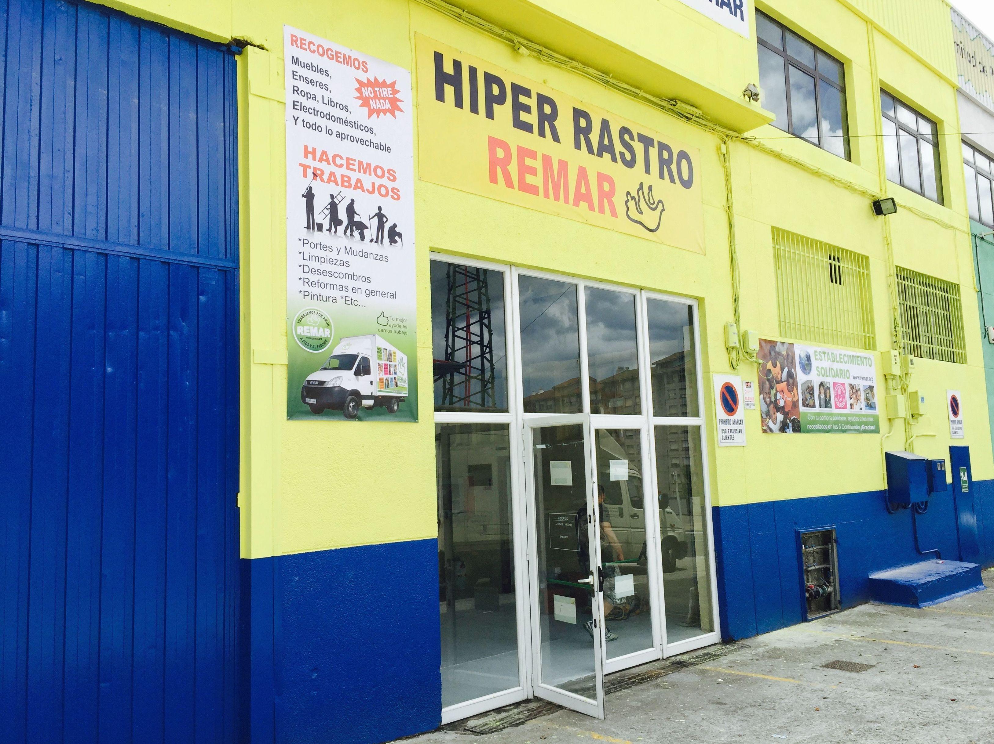 HIPER RASTRO REMAR EN IRUN