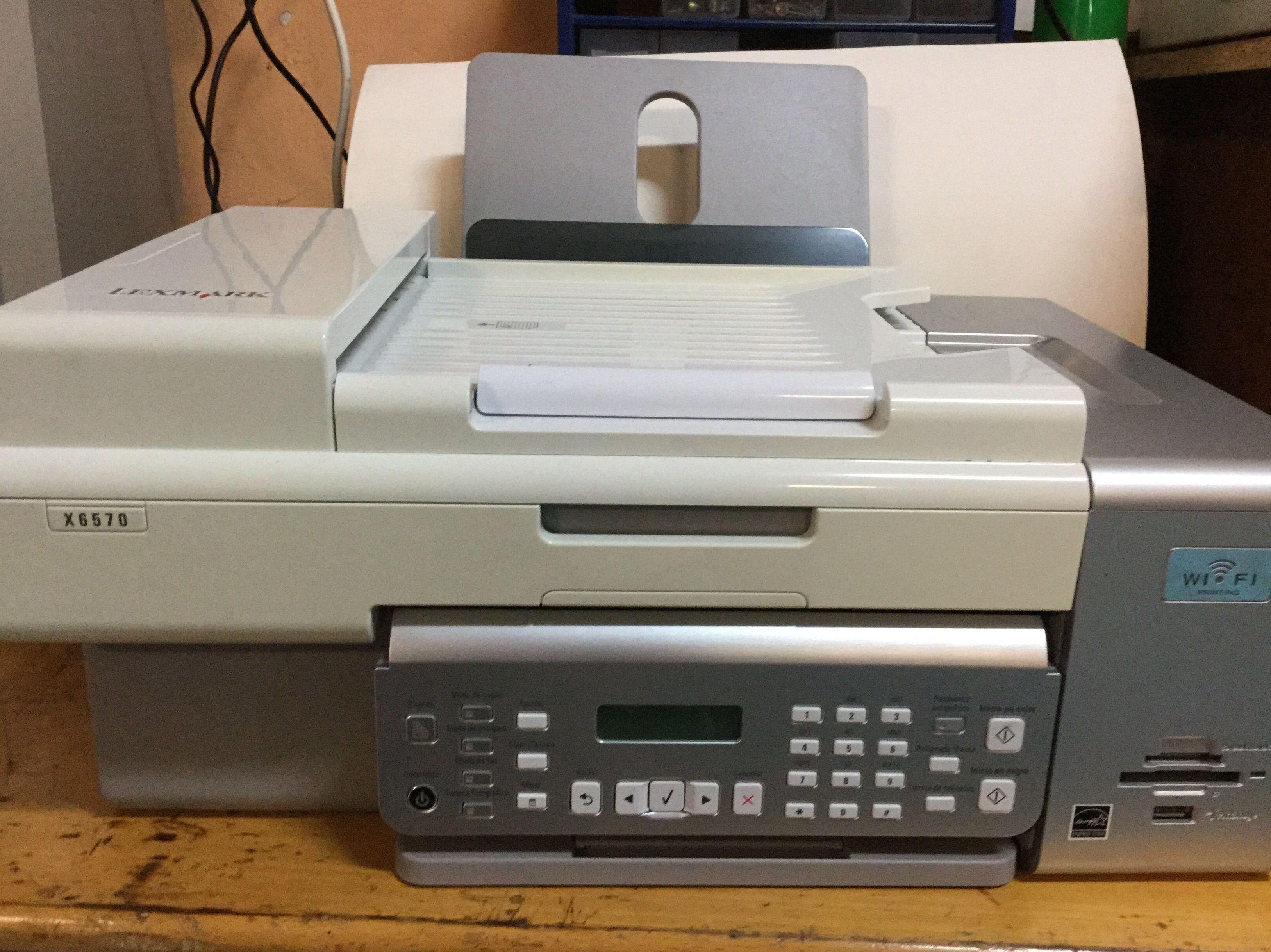 Impresora Lexmark : Catálogo de Rastro Remar