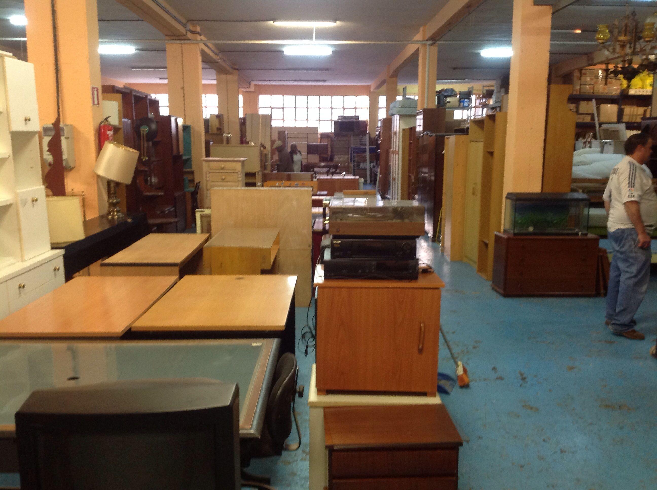 Foto 8 de segunda mano en donostia san sebasti n rastro for Muebles de oficina lorca