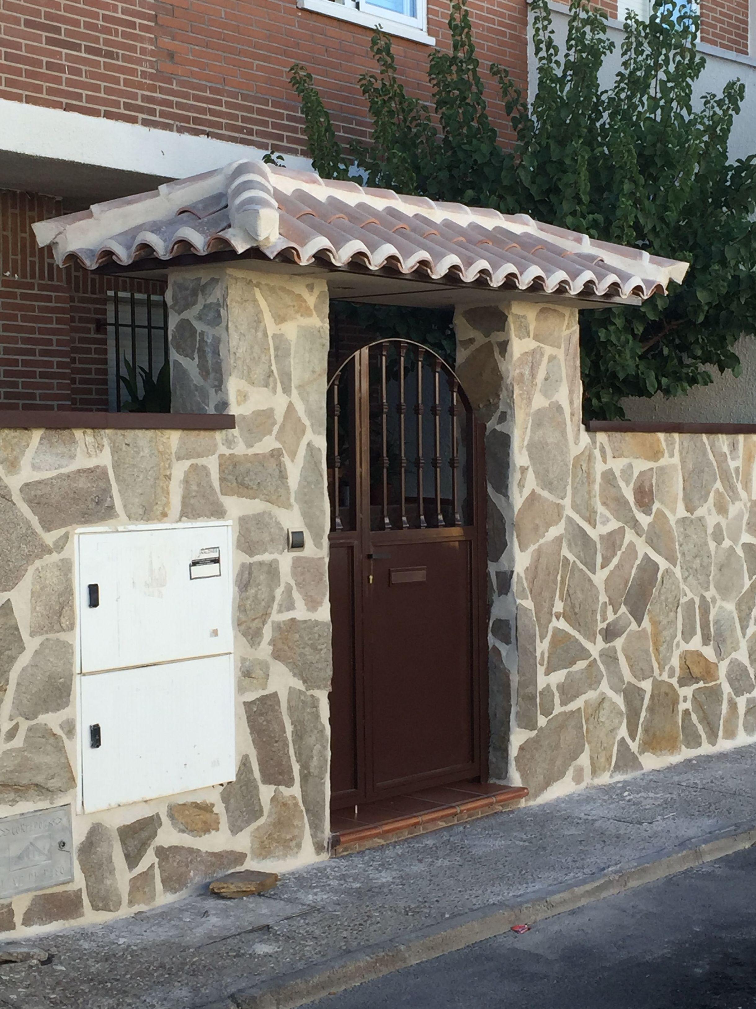 Fachadas en piedra