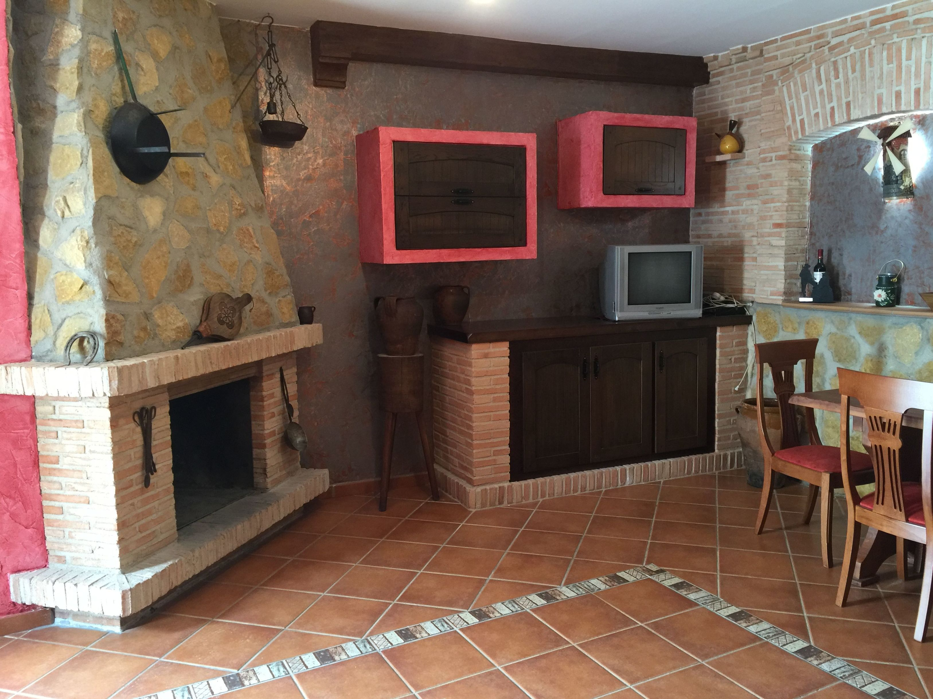 Bodega rustica - Muebles de piedra ...