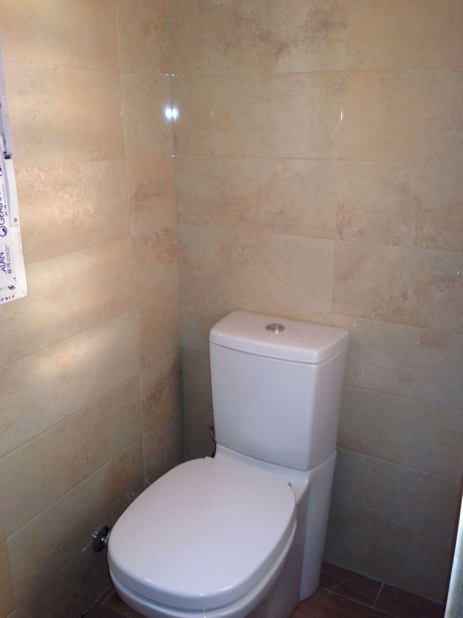 Reforma de baños en Madrid