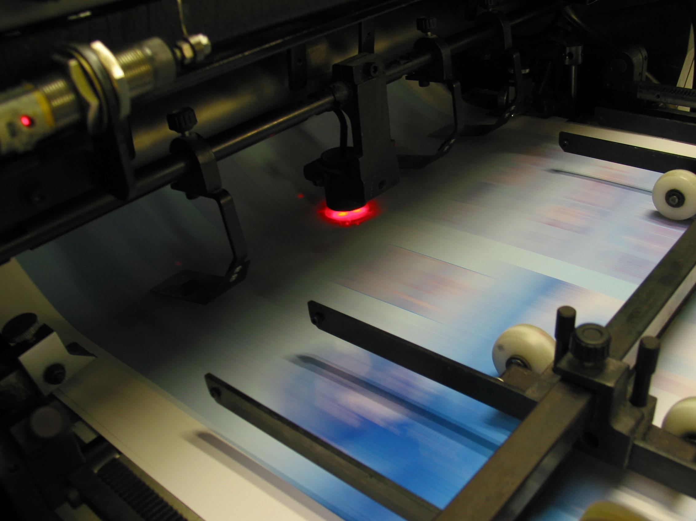 Dabe Centro de Impresión en Madrid