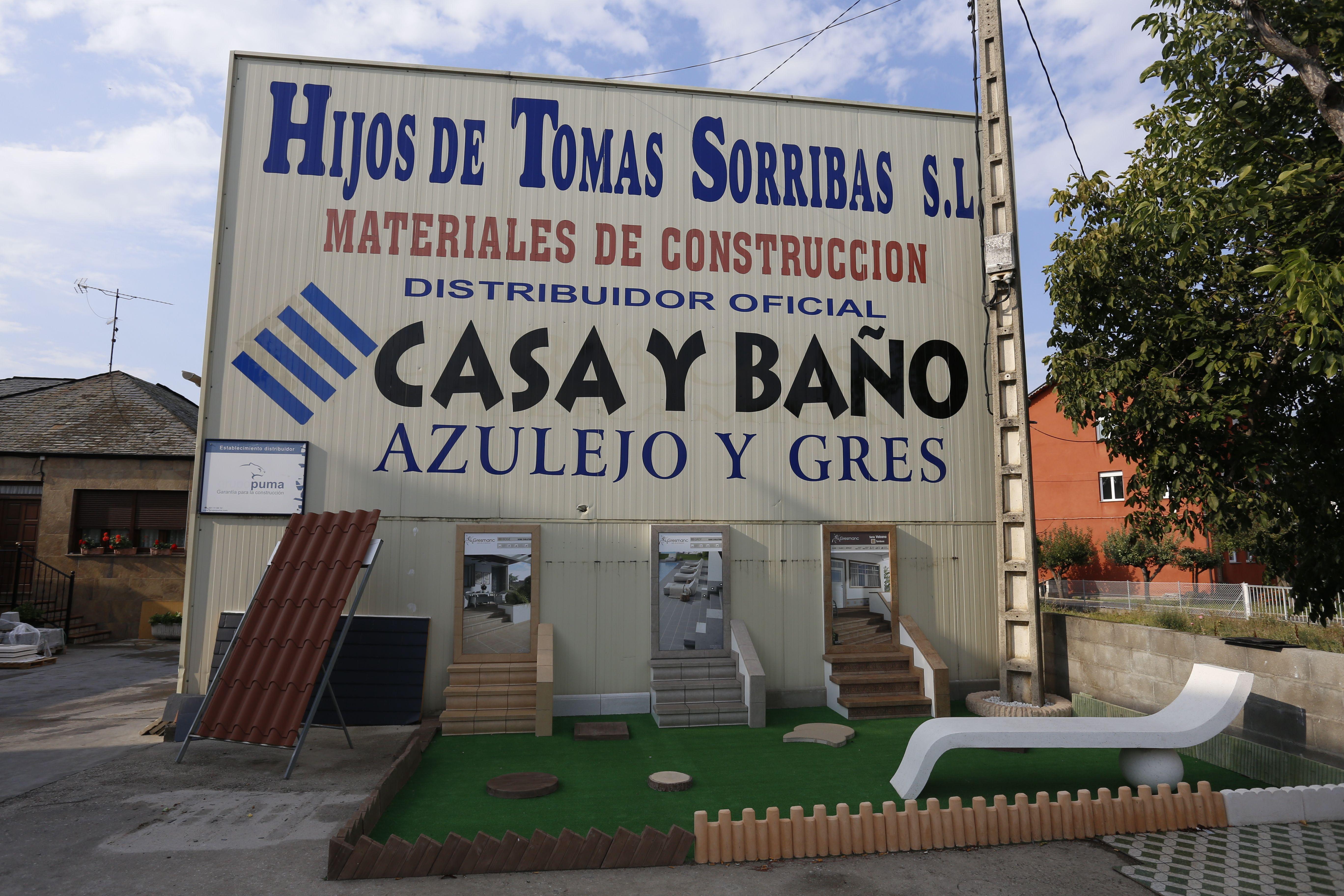 Zona exterior Hijos de Tomás Sorribas, S.L.