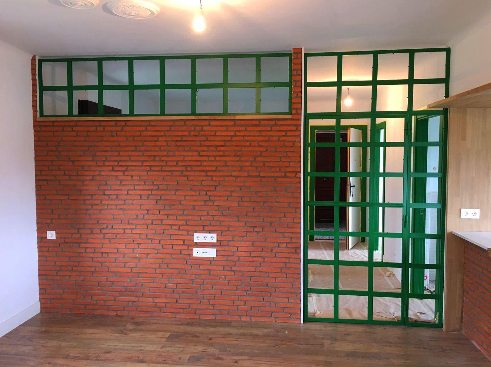 Mampara interior