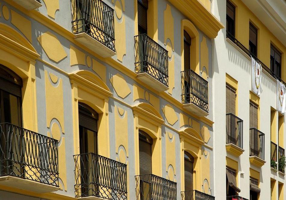 Balcones: Productos de Burdinsa Hierros