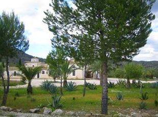 Casa rural las ramblas de talamansi sierra del segura albacete