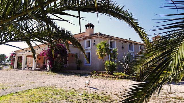 Cortijo: Nuestras casas de Finca Las Ramblas de Talamansi