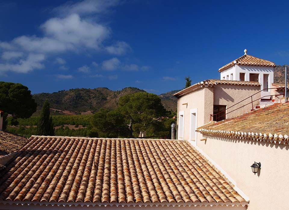 Torre: Nuestras casas de Finca Las Ramblas de Talamansi