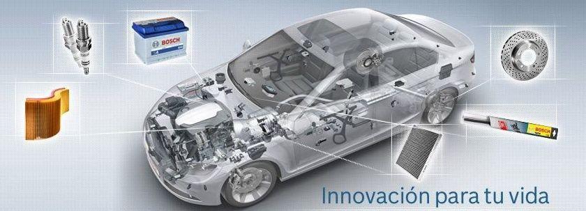 Foto 56 de Adaptación de vehículos para discapacitados en Siero | Cabal Automoción Bosch Car Service