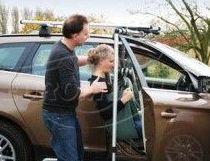 Grúas para personas: Servicios y productos de Cabal Automoción Bosch Car Service
