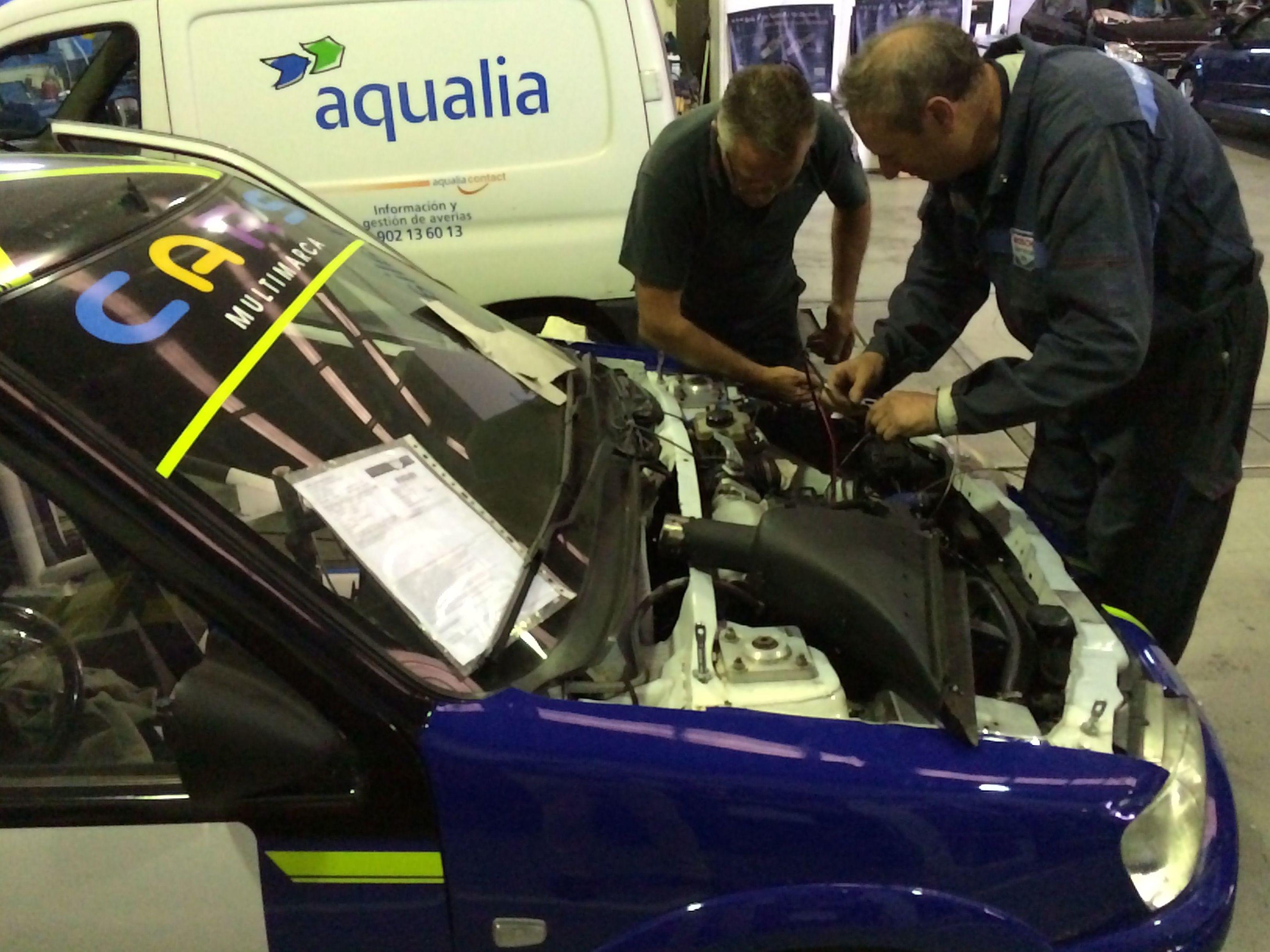 Primera adaptación hecha en Asturias de un coche de competición para una persona con movilidad reducida   Adaptación de vehículos Gijon