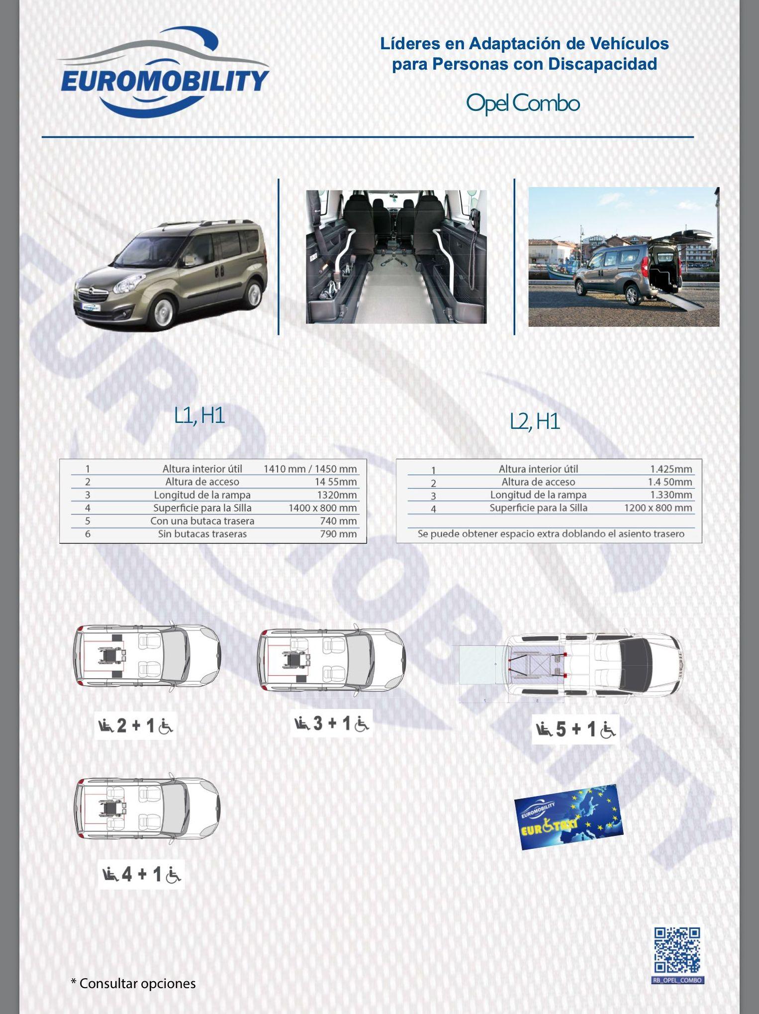 Rebaje de piso / Cajeado Opel Combo. Adaptación de vehiculos Mieres