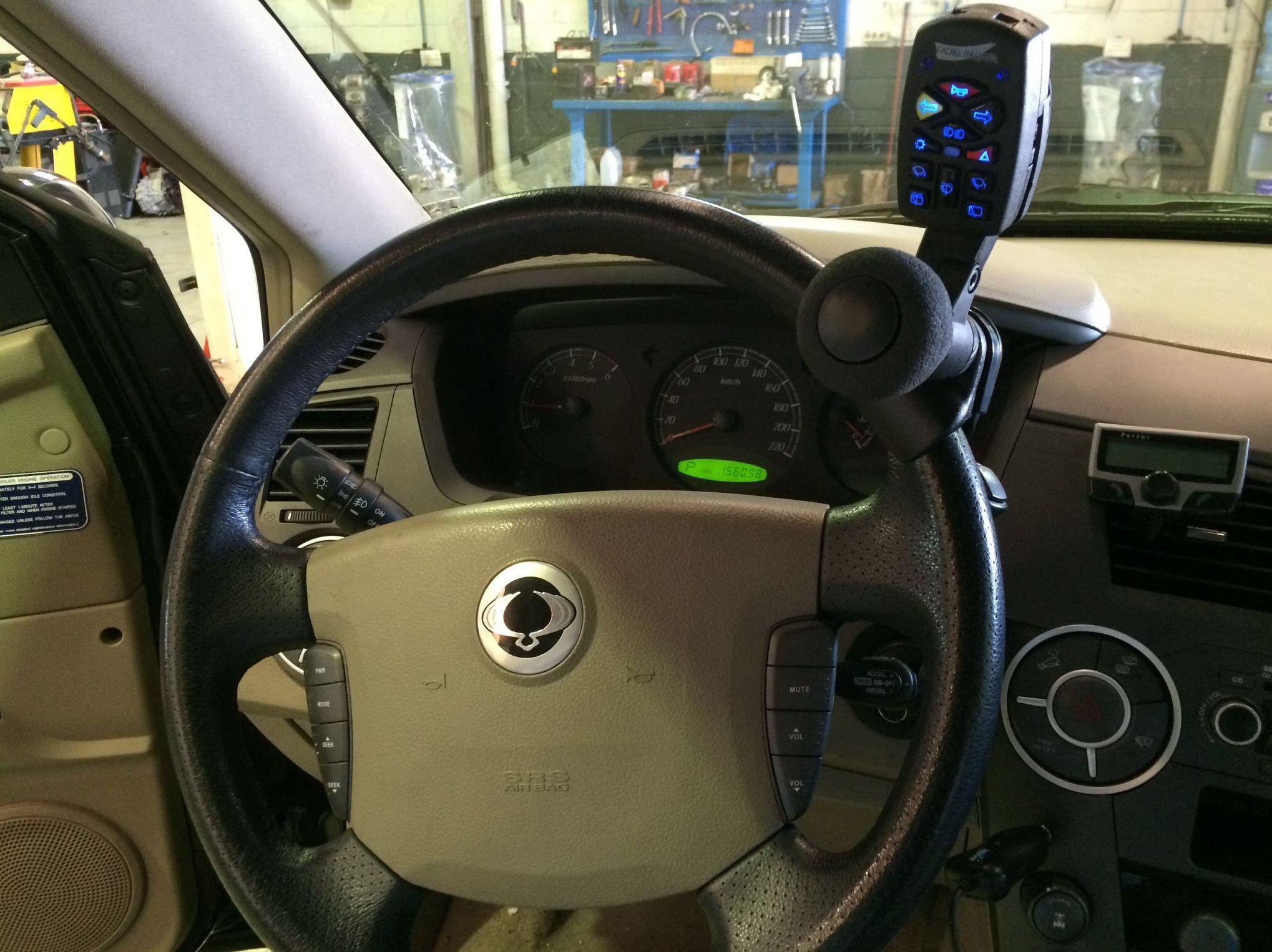 Foto 35 de Adaptación de vehículos para discapacitados en Siero | Cabal Automoción Bosch Car Service