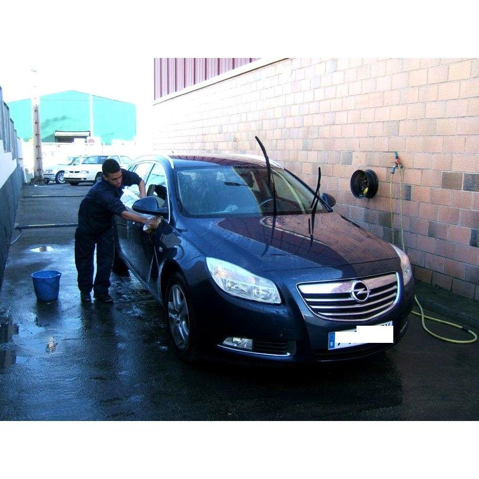 Limpieza final: Servicios y productos de Cabal Automoción Bosch Car Service