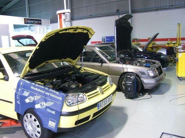 Foto 49 de Adaptación de vehículos para discapacitados en Siero | Cabal Automoción Bosch Car Service