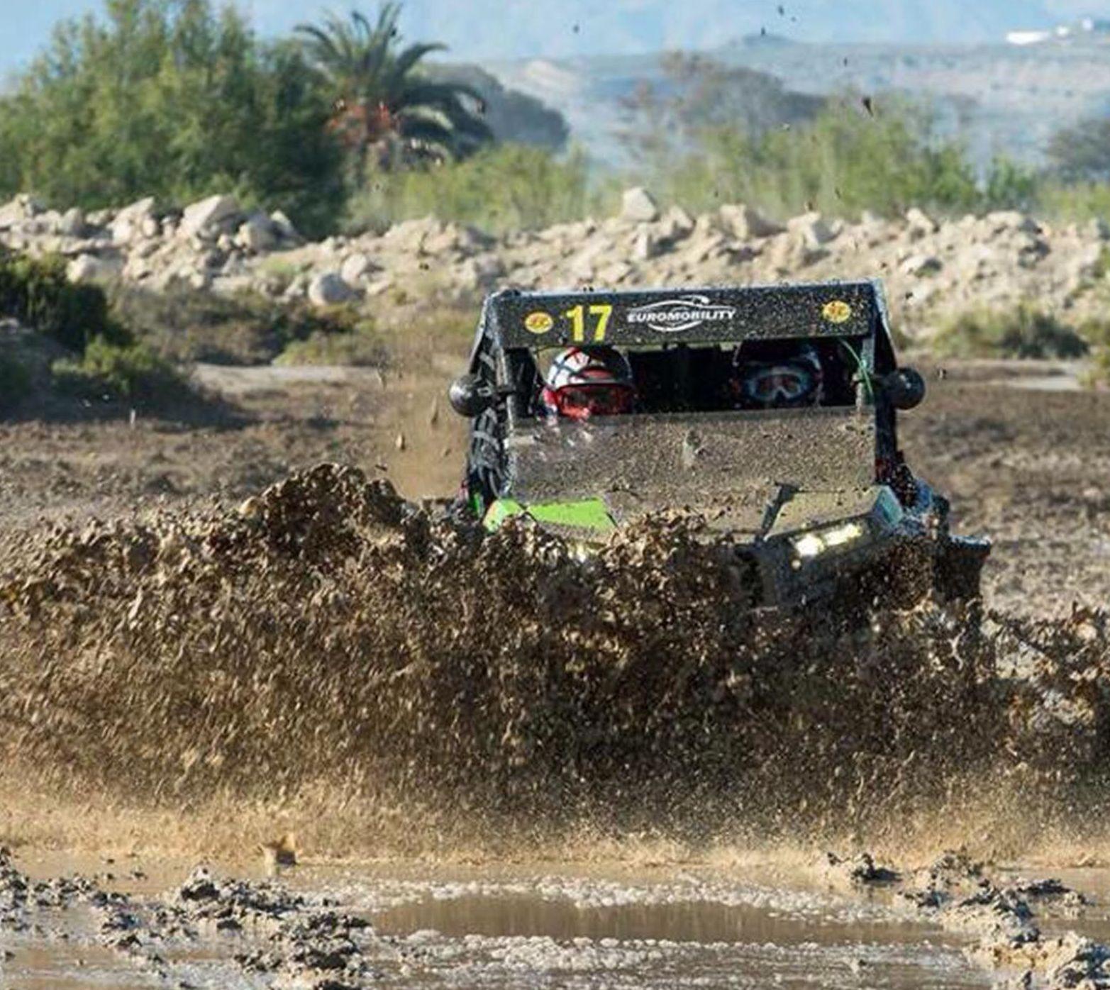 El piloto de Euromobility Joan Lascorz logra pódium en la baja Aragón.