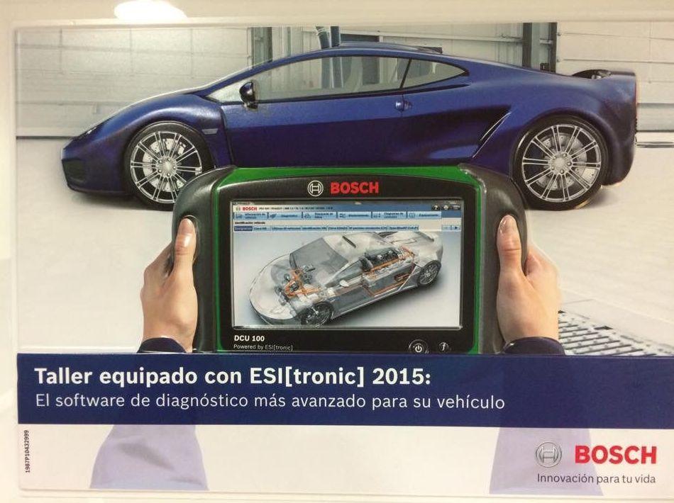 Foto 41 de Adaptación de vehículos para discapacitados en Siero | Cabal Automoción Bosch Car Service