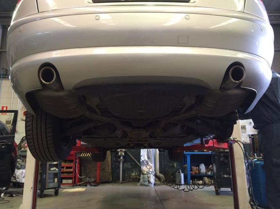 Reparación de todo tipo de vehículos