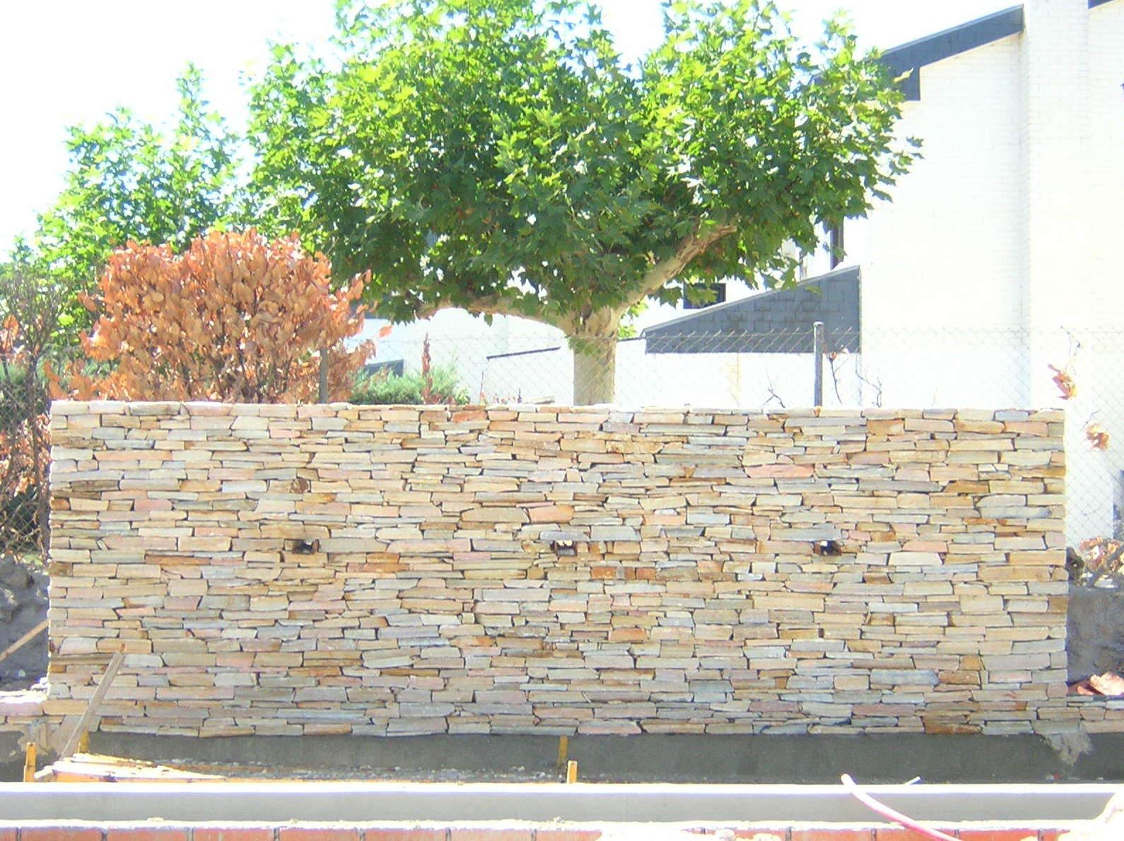 Como colocar piedra natural stunning with como colocar - Como colocar piedra natural ...