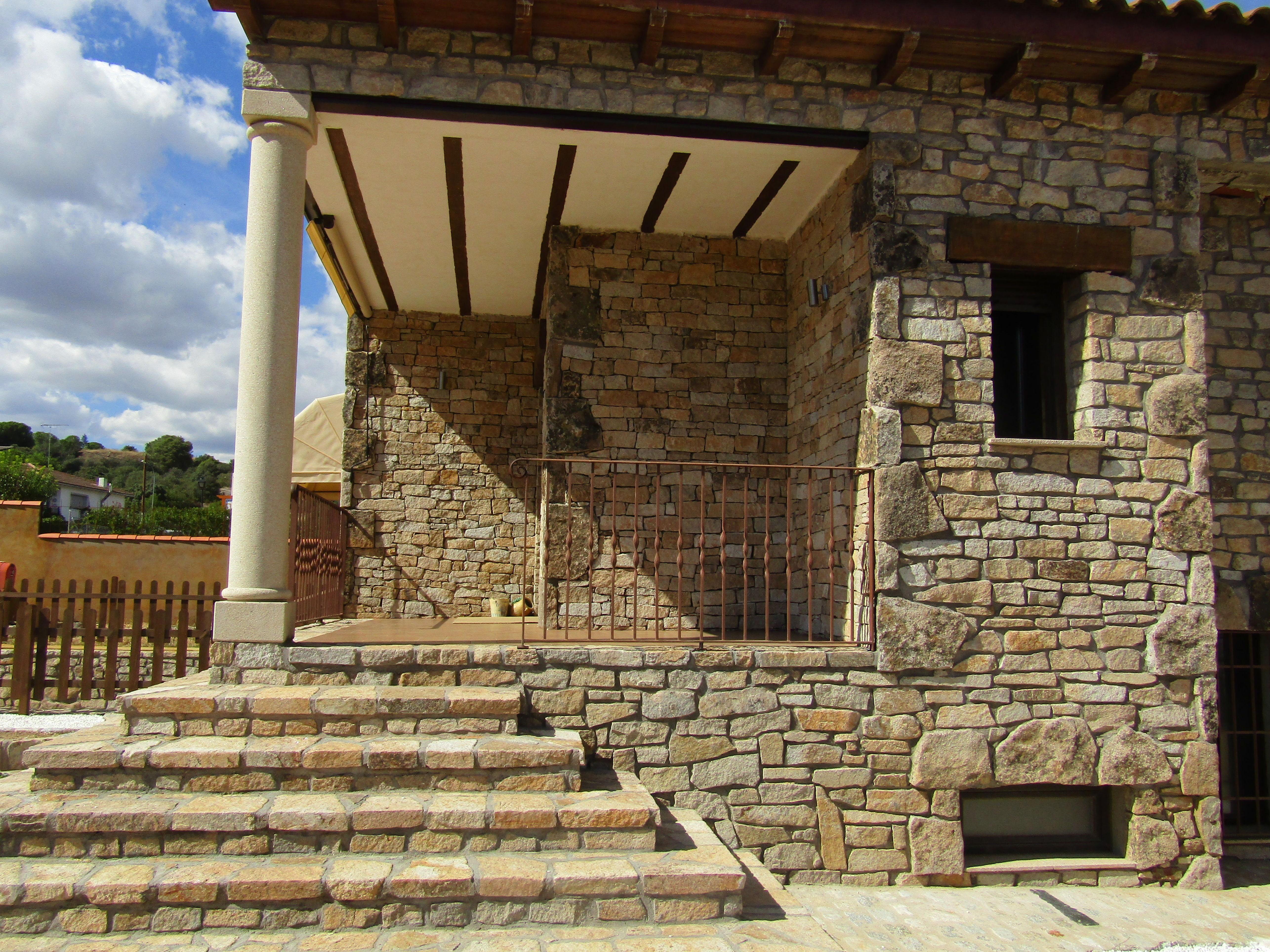 Trabajos de construcción y decoración en piedra natural: Servicios de Piedra Natural Madrid